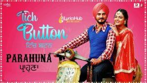 Tich Button Lyrics - Kulwinder Billa, Wamiqa Gabbi