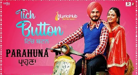 Tich Button Lyrics - Kulwinder Billa, Wamiqa Gabbi