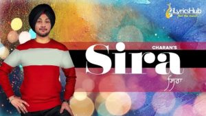 Sira Lyrics - Charan, Laddi Gill | Gill Raunta