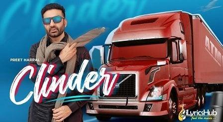 Clinder Lyrics - Preet Harpal, Jaymeet