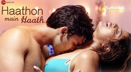 Haathon Main Haath Lyrics - Altaaf Sayyed