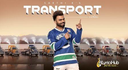 Transport Lyrics - Sarthi K, Madmix