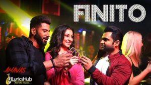 Finito Lyrics - Amavas | Jubin Nautiyal, Sukriti Kakar