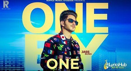 One By One Lyrics - Jass Bajwa