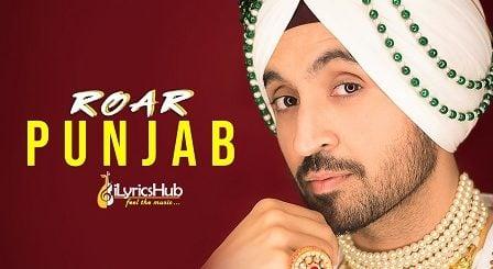 Punjab Lyrics - Diljit Dosanjh, Jatinder Shah