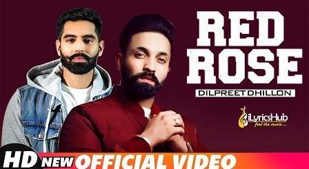 Red Rose Lyrics - Dilpreet Dhillon | Deep JanduRed Rose Lyrics - Dilpreet Dhillon | Deep Jandu