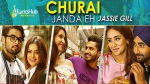 Churai Janda Eh Lyrics - Jassie Gill