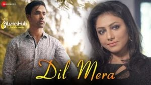 Dil Mera Lyrics - Ravi Chowdhury