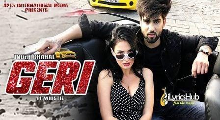 Geri Lyrics - Inder Chahal