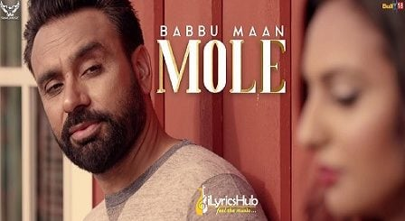 Mole Lyrics - Babbu Maan | Ik C Pagal