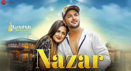 Nazar Lyrics - Raman Kapoor, Himanshi Khurana
