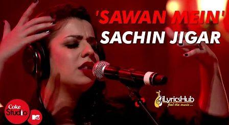 Sawan Mein Lyrics - Jasmine Sandlas, Divya Kumar