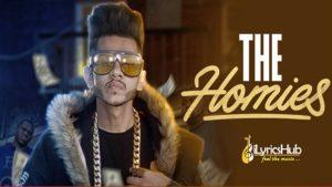 The Homies Lyrics - Raja Yankee
