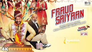 Title Track Song Lyrics - Fraud Saiyaan | Arshad Warsi