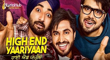 End Yaariyan Lyrics - Ranjit Bawa