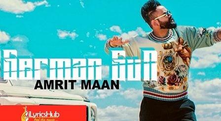German Gun Lyrics - Amrit Maan