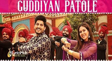 Guddiyan Patole Lyrics - Gurnam Bhullar