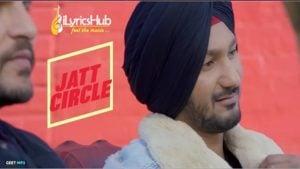 Jatt Circle Lyrics - Dhammi Gill