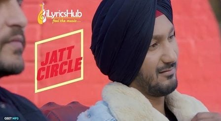Jatt Circle Lyrics - Dhammi Gill