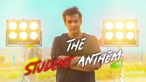 The Student Anthem Lyrics - Ashish Chanchlani