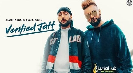 Verified Jatt Lyrics - Gurj Sidhu