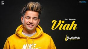 Viah Lyrics Jass Manak