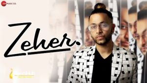 Zeher Lyrics - A bazz