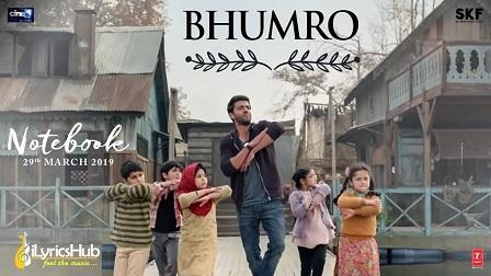 Bhumro Lyrics - Notebook   Kamaal Khan