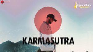 Karmasutra Lyrics - Karma
