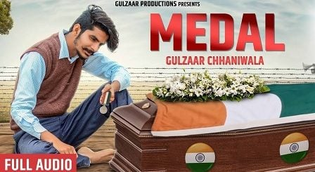 Medal Lyrics Gulzaar Chhaniwala