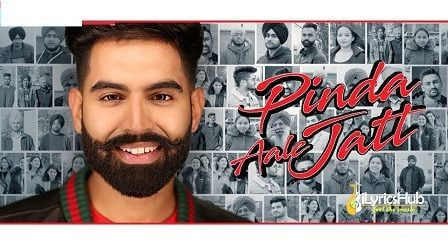 Pinda Aale Jatt Lyrics - Parmish Verma
