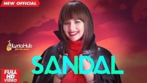 Sandal Lyrics - Sunanda Sharma
