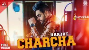 Charcha Lyrics by Harjot