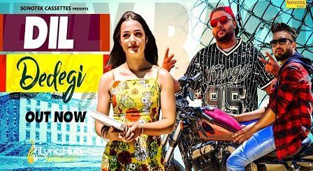 Dil De Degi Lyrics Uday Bagri, Renee