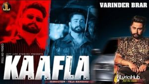 Kaafla Lyrics by Varinder Brar