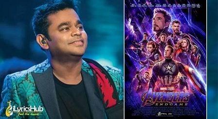 Marvel Anthem Lyrics - A.R. Rahman