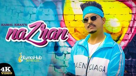 Nazran Lyrics by Kamal Khan