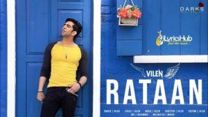 Rataan Lyrics - Vilen