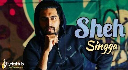 Sheh Lyrics - Singga Ft. Ellde