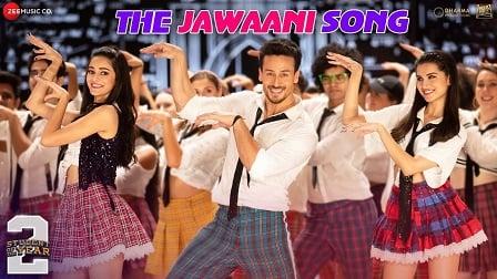 The Jawaani Lyrics Student Of The Year 2
