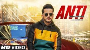 Anti Lyrics Aamir Khan, Gurlez Akhtar