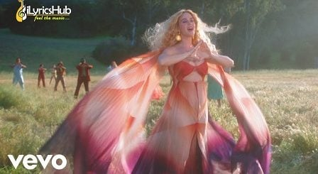 Never Really Over Lyrics - Katy Perry