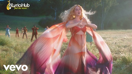 Never Really Over Lyrics - Katy Perry