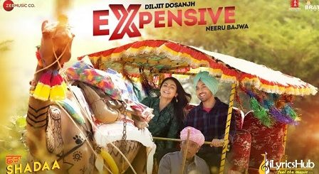 Expensive Lyrics Shadaa | Diljit Dosanjh