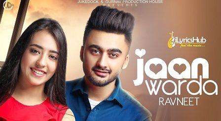 Jaan Warda Lyrics Ravneet