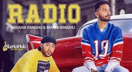 Radio Lyrics Navaan Sandhu