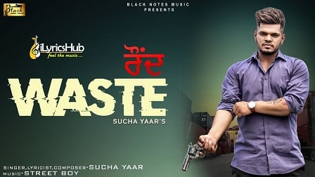 Round Waste Lyrics - Sucha Yaar