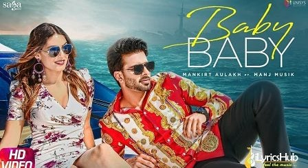 Baby Baby Lyrics Mankirt Aulakh