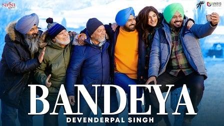 Bandeya Lyrics Devenderpal Singh | Ardaas Karaan