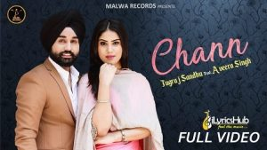Chann Lyrics Jugraj Sandhu
